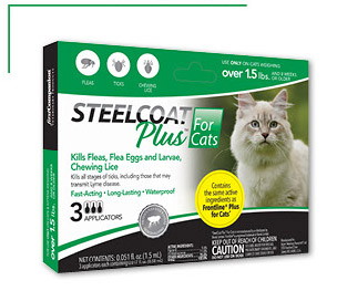Steelcoat for Cats